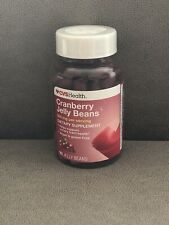 CVS Health Cranberry Jelly Beans 90 Count 500mg Dietary Supplement Exp: 04/21