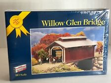 HO SCALE NIB Cornerstone Kit, Willow Glen Bridge #933-3602