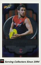 2013 Select AFL Champions Silver Foil Parallel Card SP131 JEREMY HOWE -MELB