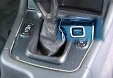 D mercedes slk r170 cromo marco para schaltkulisse/interruptor airbag
