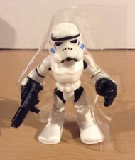 Playskool Star Wars Imperial Stormtrooper Galactic Jedi Force Rivals Heroes