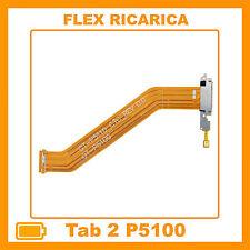 FLAT FLEX CONNETTORE CARICA DI RICARICA MICRO USB SAMSUNG TAB 2 P5100