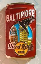 2020 HARD ROCK CAFE BALTIMORE 3D SODA POP SERIES RAVEN LE PIN