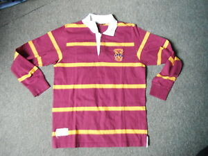 Vintage Huddersfield RLFC Challenge Cup Aniversay Small Mens Rugby League Shirt