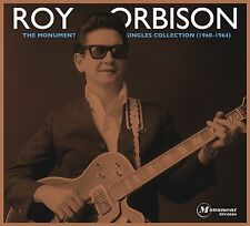 Roy Orbison Monument Singles A-Sides 1960-64 CD NEW Only The Lonely/In Dreams+