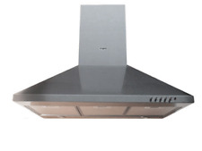 """30"""" Range Hood Wall Stainless Steel DUCT/ductless CH-105-CS NT AIR Made in Italy"""