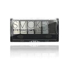 technic Nudes Smokey Bronze Eyeshadow Inc Double Sided Sponge Applicator