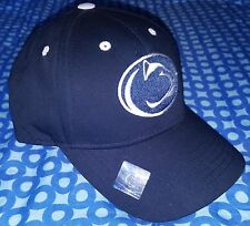 6bdf76aa5d14c Penn State Nittany Lions Blue Hook   Loop Back Baseball Cap NWOT Youth One- Size