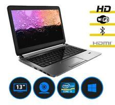 Ultrabook HP Probook 430 G1 i3 max 1.7 Gz  HDMI  Win 10 Pro B Ware
