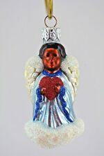 New listing Patricia Breen 1998 Christmas Ornament Quartet of Angels Black Angel Item 9834