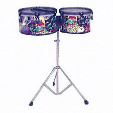 Remo ST100310 Stand, Kids Timbale/Bongo, Rt-103, With Spacer Mou