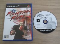 Fighting Fury - PAL - Sony Playstation 2 / PS2 Game