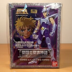 Saint Seiya Myth Cloth Unicorn Jabu knight of the zodiac Action Figure Bandai