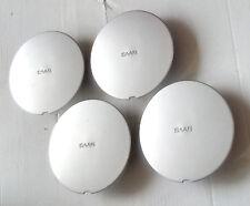 Alloy Wheel Center Cap Set of 4 hub caps 1992 1993 1994 SAAB 900 9000 OEM 1954d1