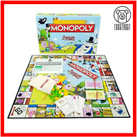 Monopoly Adventure Time Collectors Edition Board Game Family Fun Winning Moves