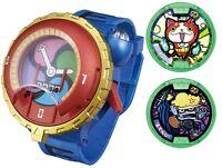 Bandai DX Yokai Watch Type Zero w/ 2 medals Yo-kai Youkai Japan NEW F/S