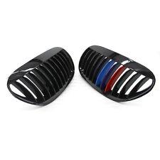 Kidney Sport Gloss Black M-Color Front Grille for BMW E63 E64 LCI M6 630 645 650
