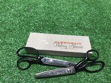Vintage Kleencut Deluxe Pinking Shears Scissors w/Original Box + R K Shears