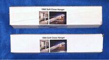 Lot Qty 2) Johnson Hardware 1060 Soft Close Open Hanger Free Shipping