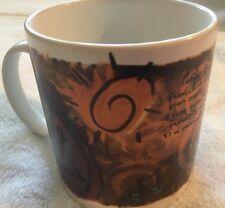Starbucks Mug Coffee Break Essentials Over Sized 20 Oz Jumbo Large Cup Mug 1998