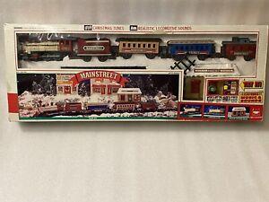 New Bright Rio Grande Railroad Toy Train Set No. 171