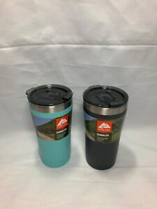 Ozark Trail Double-wall Vacuum-sealed Stainless Steel Tumbler, 20 oz, New!! Y1