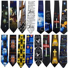 Steven Harris Christian Neckties Jesus Religious Neck Ties BUY 1 GET 1 50% OFF