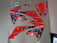 FLU  FMF  HONDA GRAPHICS 2010 2011 12 13  CRF250R & 2009 2010 2011 2012 CRF450R