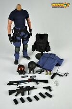 "1/6th VeryHot SWAT 2.0 Clothing Suits Set & Accessories F 12"" Male HT Body"