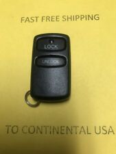Oem Mitsubishi Lancer Eclipse Galant Keyless Remote Fob Oucg8D-525M-A 2 Buttons
