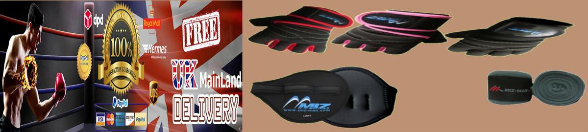 MIZ Sports Gear