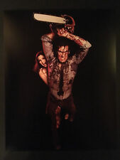 The Evil Dead 1981 Chainsaw Poster Print Prototype 8X10 rare Bruce Campbell