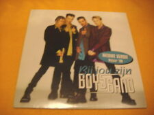 Cardsleeve Single CD BOYSBAND Bij Jou Zijn 2TR 1998 dutch europop