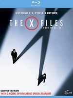 The X-Files: I Want to Believe BLU-RAY Chris Carter(DIR) 2008 Like New (#14)