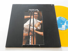 MADCATS MINT yellow colored vinyl Self Titled 1st first album vinyl mad Cats