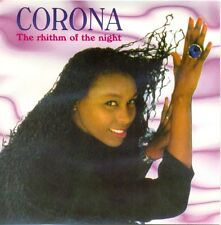 CORONA - The rhythm of the night 16TR CD 1995 EURODANCE Misprint: Rhithm RARE!