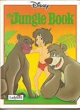DISNEYS JUNGLE BOOK 1993  BOOK  DISNEY
