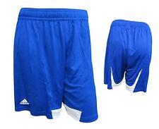 Adidas Men's Large Formotion Royal Blue Soccer Shorts Active Shorts A14