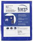 Kotap TRA-2040 All Purpose Poly Tarp, 20 x 40-Foot, Blue