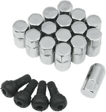 Moose ATV/UTV Lug Nut - Chrome 16pk
