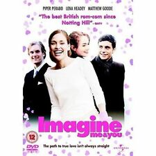 Imagine Me and You 5050582425727 With Piper Perabo DVD Region 2
