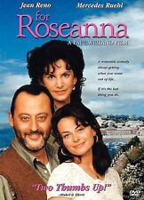 For Roseanna Dvd - Jean Reno - Mercedes Ruehl - Works Great & Ships Fast