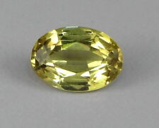 Chrysoberyll  Chrysoberyl  3,06 Karat ( Alexandrit Variante ) Brazil  koxgems