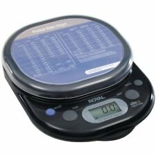 Royal Sovereign 17012y Digital Postal Scale - 3lb Maximum Weight Capacity