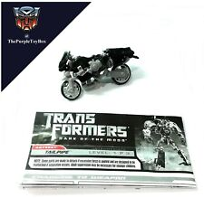 2011 Hasbro Transformers Dark of the Moon ~ Autobots ~ TAILPIPE ~ 95% Complete