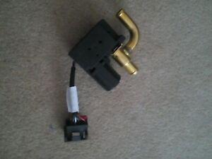 Lotus esprit  water heater control valve