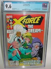 X-Force 19 (1993) CGC 9.6 1st Appearance of Vanessa Carlysle (Copycat)