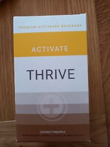 Thrive activate pineapple and coconut