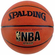 Basketball Ball 29.5 inch Intermediate Size Outdoor Indoor Game Nba Pro Leather