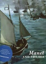 Manet and the Sea - (hb,dj,new)
